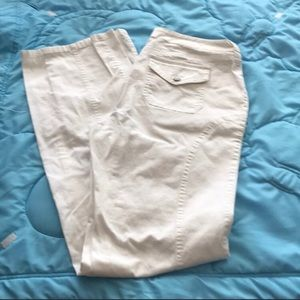 White London Jeans Size 10 Tall